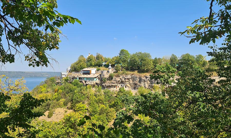 Галицкий печерский Свято-Николаевский монастырь Галиця