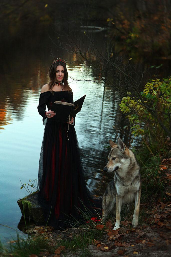 Ведьма и волк