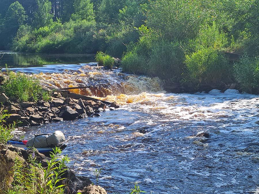 Порог реки