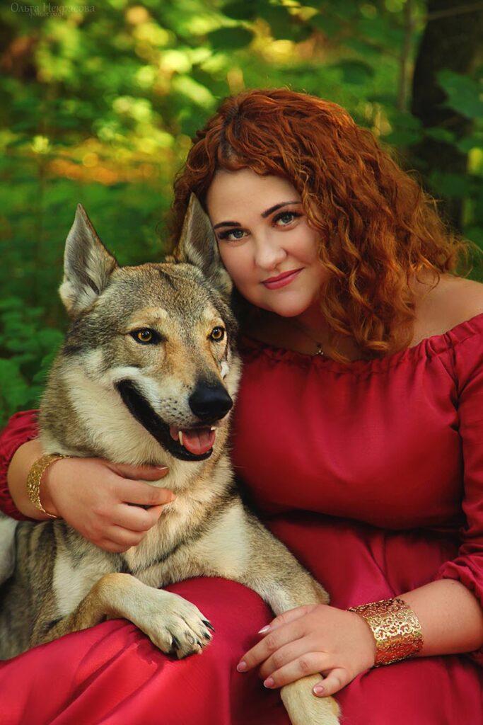 Толстушка и волк